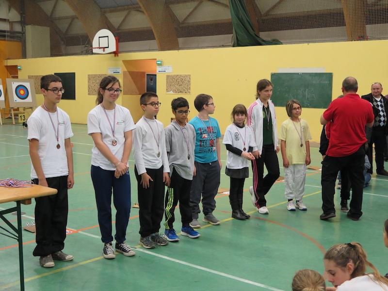 St Amand Montrond 2015-2016